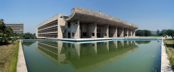 Th Palace of Assembly Chandigarh 2006
