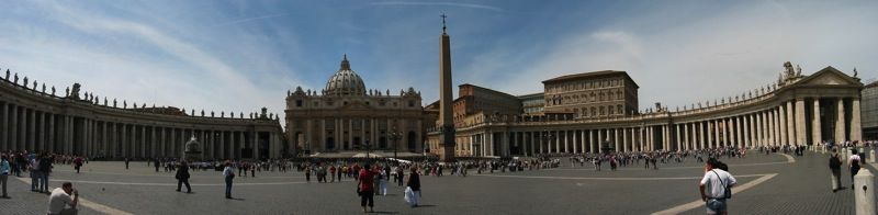 Vatican StPeter Square