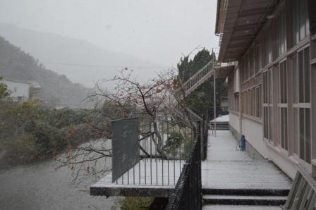 17日雪景色1